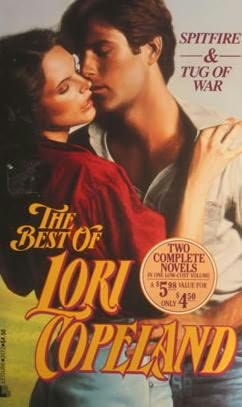 book cover of Spitfire / Tug of War