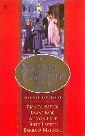 book cover of A Regency Christmas Eve