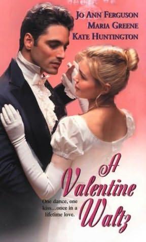 book cover of A Valentine Waltz