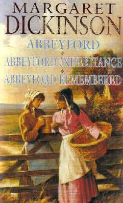 book cover of Abbeyford Trilogy