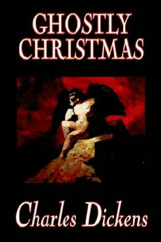 book cover of Ghostly Christmas