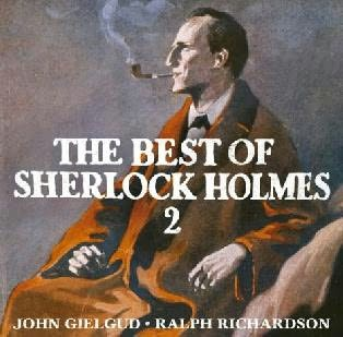 book cover of Best of Sherlock Holmes 2