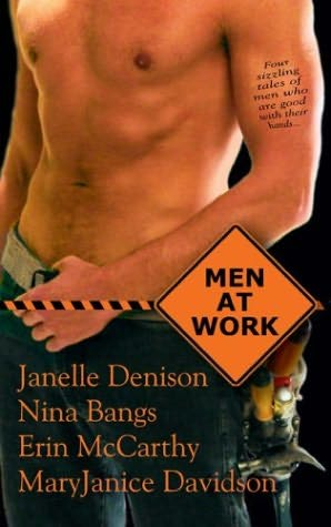 book cover of Men at Work