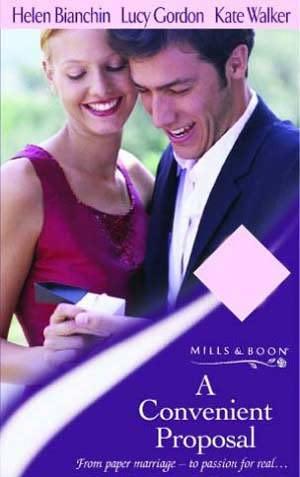 book cover of A Convenient Proposal
