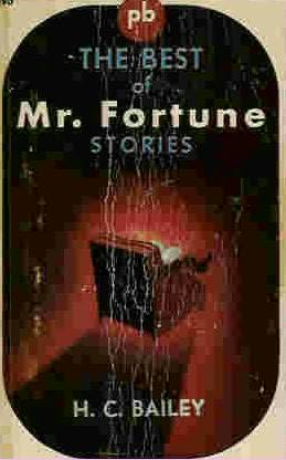 book cover of The Best of Mr. Fortune