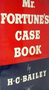 book cover of Mr. Fortune\'s Case Book