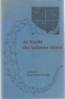 book cover of At Night the Salmon Move