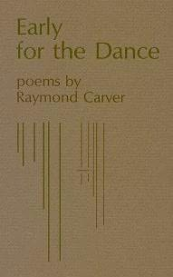book cover of Early for the Dance