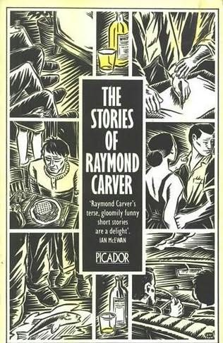 book cover of The Stories of Raymond Carver