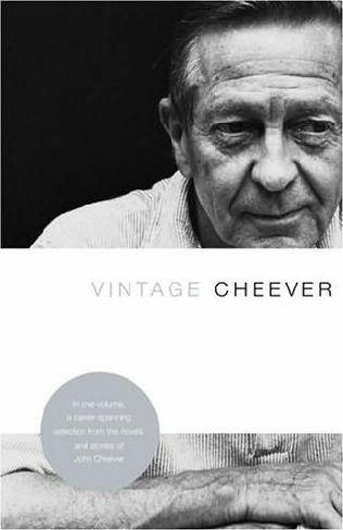 book cover of Vintage Cheever