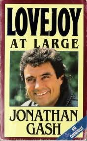 book cover of Lovejoy at Large