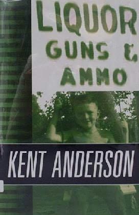 book cover of Liquor Guns and Ammo