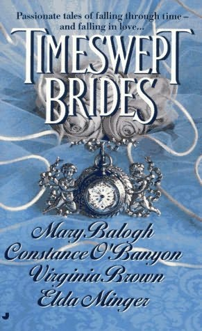 book cover of Timeswept Brides