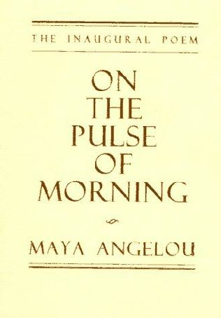 book cover of On the Pulse of Morning