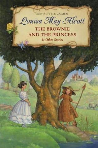 book cover of The Brownie and the Princess