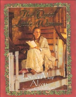 book cover of The Quiet Little Woman