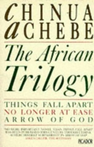book cover of The African Trilogy