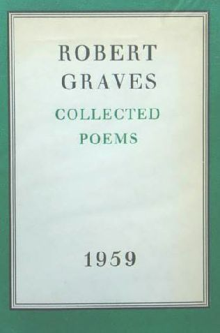 book cover of Collected poems,1959