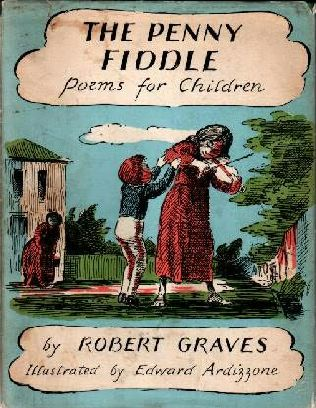 book cover of The Penny Fiddle