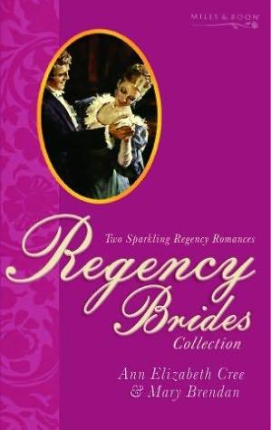 book cover of Regency Brides: No. 5
