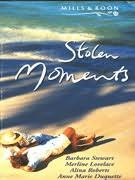 book cover of Summer Stolen Moments