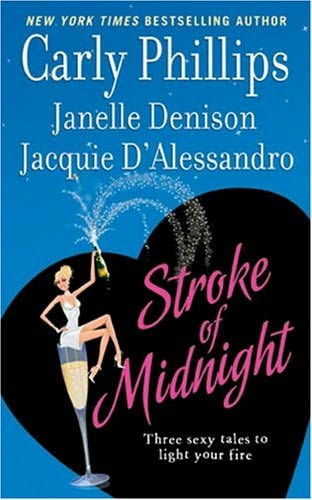 book cover of Stroke of Midnight