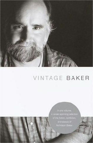 book cover of Vintage Baker