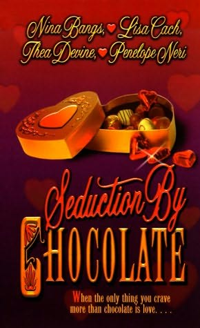 book cover of Seduction by Chocolate