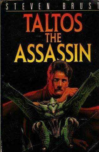 book cover of Taltos the Assassin