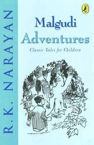 book cover of Malgudi Adventures