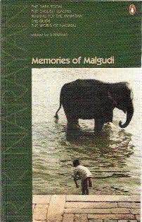 book cover of Memories of Malgudi