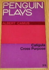 book cover of Caligula, And, Cross Purpose