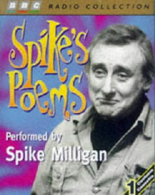 spike milligan audio books