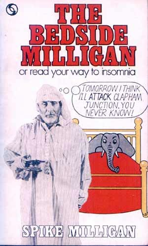 book cover of Bedside Milligan
