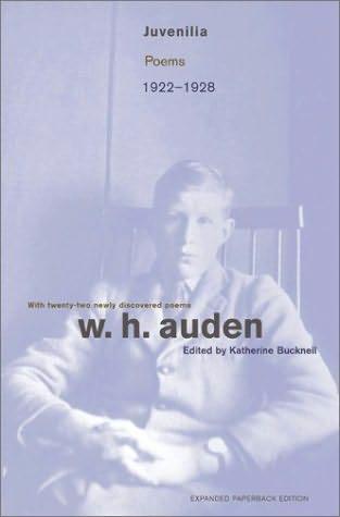 book cover of Juvenilia