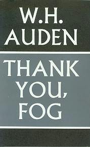 book cover of Thank You, Fog