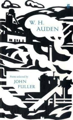 book cover of W.H. Auden Poems Selected by John Fuller