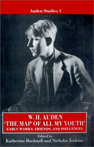 book cover of The Map of All My Youth
