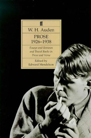 wh auden essays By wh auden random house, $750 since many readers will be as pleased as this reviewer that auden has put together a fat selection of his critical writings of recent years, and since it goes without saying that auden's opinions are important because they are his, i want to look into the curious fact that he does not really.