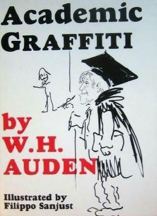 book cover of Academic Graffiti