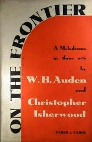 book cover of On the Frontier