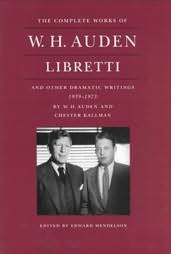 book cover of The Complete Works of W.H. Auden
