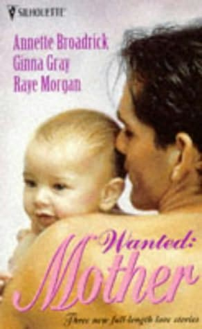 book cover of Wanted: Mother