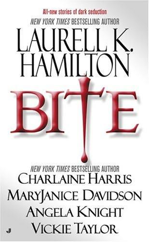 book cover of Bite