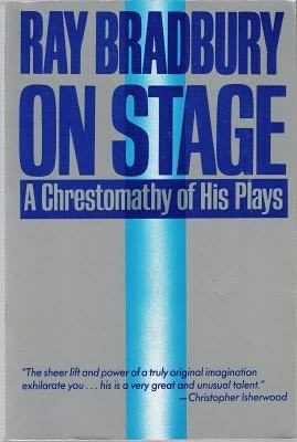 book cover of On Stage