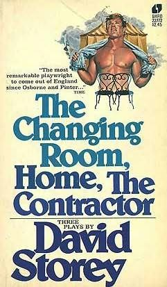 book cover of Changing Room / Home / Contractor