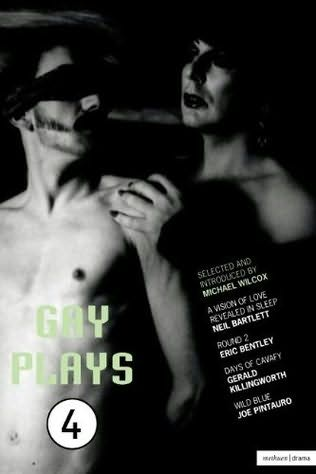book cover of Gay Plays: Vol 4
