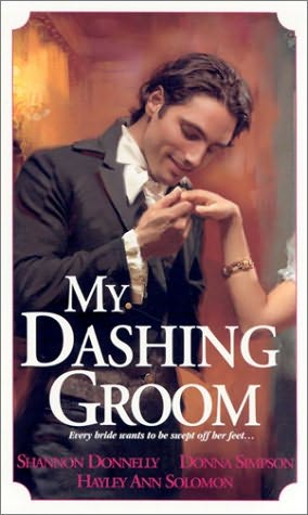 book cover of My Dashing Groom