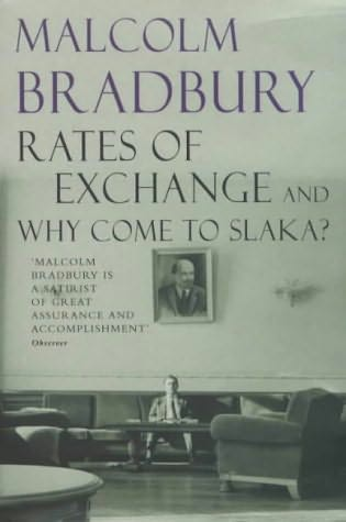 book cover of Rates of Exchange / Why Come to Slaka?