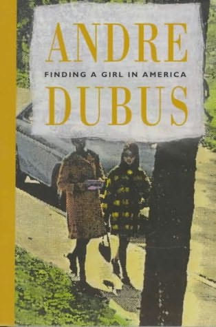 book cover of Finding a Girl in America